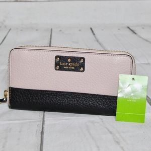 NEW Kate Spade LACEY BAY STREET WALLET